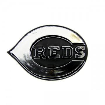 Cincinnati Reds MLB Chrome Auto Emblem