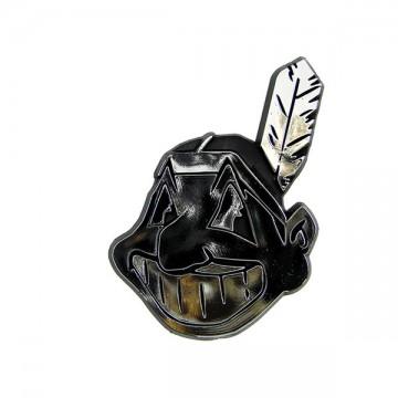 Cleveland Indians MLB Chrome Auto Emblem
