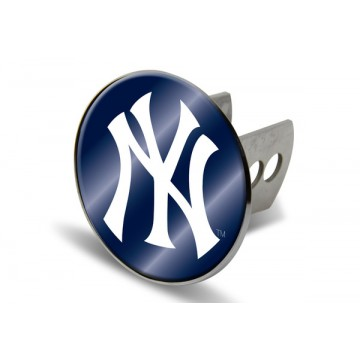New York Yankees laser Hitch Cover
