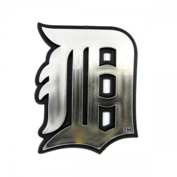 Detroit Tigers MLB Chrome Auto Emblem