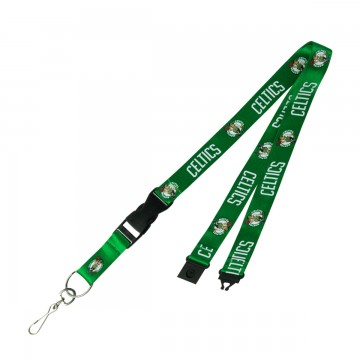 Boston Celtics Lanyard With Safety Latch