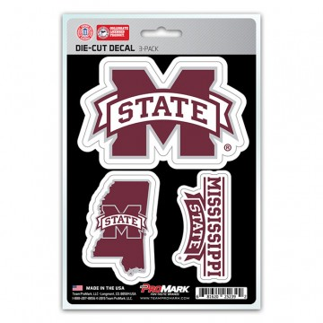 Mississippi State Bulldogs Team Decal Set