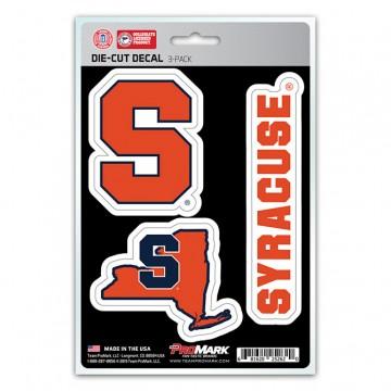 Syracuse Orange Team Decal Set