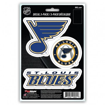 St. Louis Blues Team Decal Set