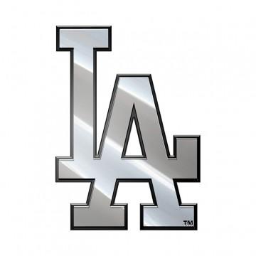 Los Angeles Dodgers MLB Metal Auto Emblem