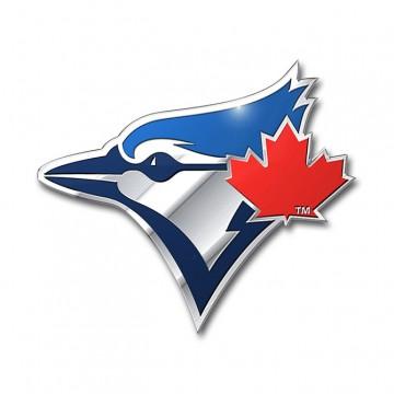 Toronto Blue Jays Full Color Auto Emblem