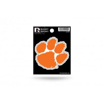 Clemson Tigers Short Sport Decal