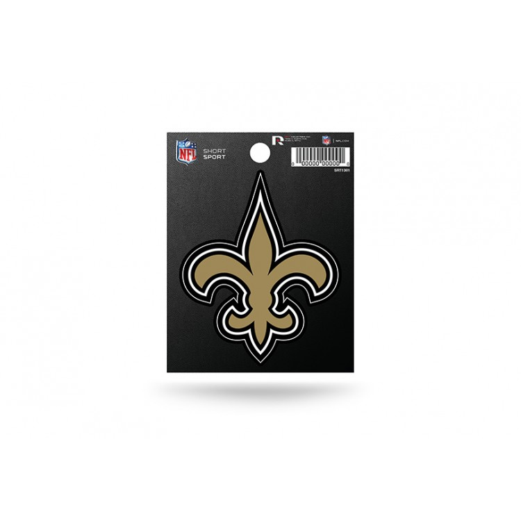 New Orleans Saints Short Sport Decal