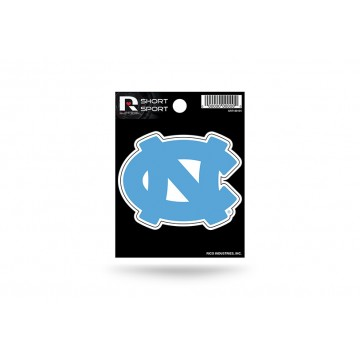 North Carolina Tar Heels Short Sport Decal