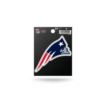 New England Patriots Short Sport Decal