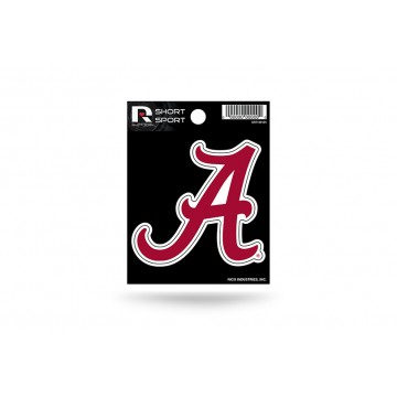 Alabama Crimson Tide Short Sport Decal