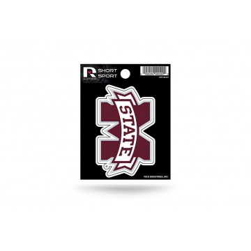 Mississippi State Bulldogs Short Sport Decal