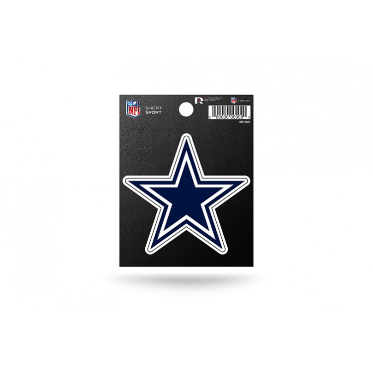 Dallas Cowboys Short Sport Decal