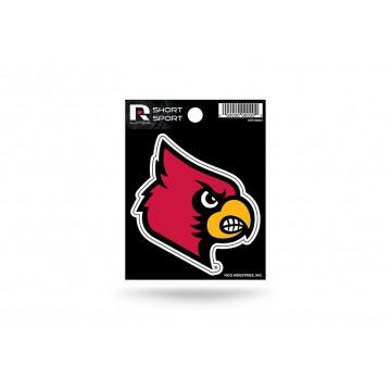 Louisville Cardinals Short Sport Decal