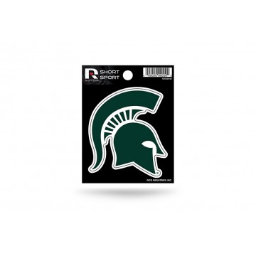 Michigan State Spartans Short Sport Decal
