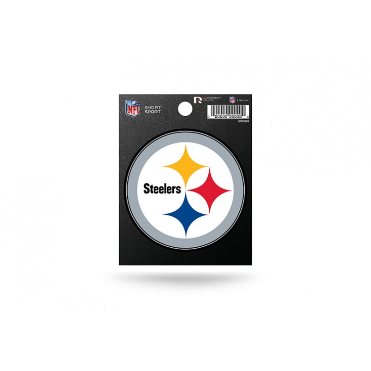 Pittsburgh Steelers Short Sport Decal