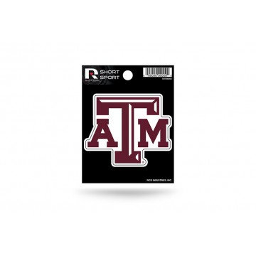 Texas A&M Aggies Short Sport Decal