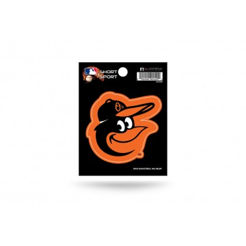 Baltimore Orioles Short Sport Decal