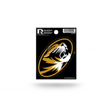 Missouri Tigers Short Sport Decal