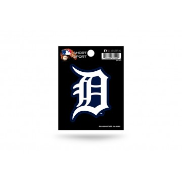 Detroit Tigers Short Sport Decal
