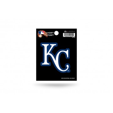 Kansas City Royals Short Sport Decal