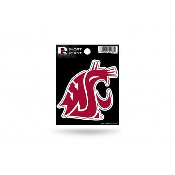 Washington State Cougars Short Sport Decal