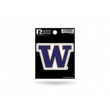 Washington Huskies Short Sport Decal