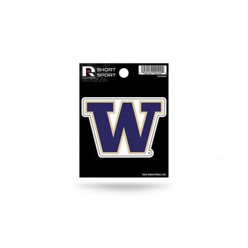 Washington Huskies Short Sport Decal