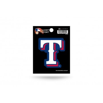 Texas Rangers Short Sport Decal