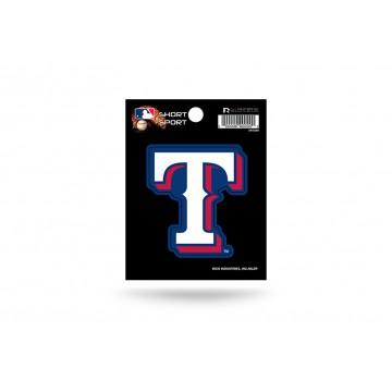 Texas Rangers Short Sport Decal