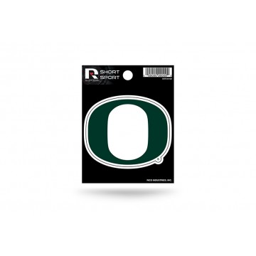 Oregon Ducks Short Sport Decal
