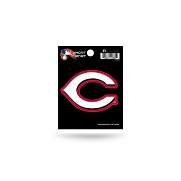 Cincinnati Reds Short Sport Decal