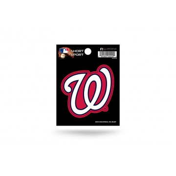 Washington Nationals Short Sport Decal