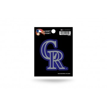 Colorado Rockies Short Sport Decal