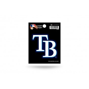 Tampa Bay Rays Short Sport Decal