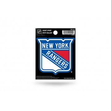 New York Rangers Short Sport Decal
