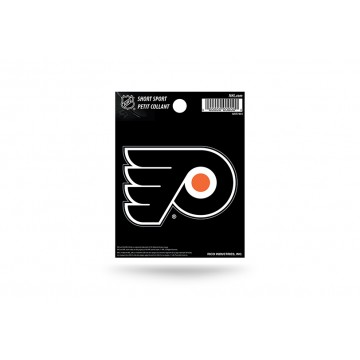 Philadelphia Flyers Short Sport Decal