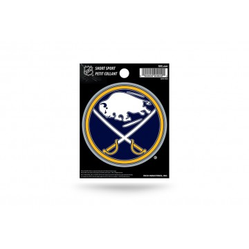 Buffalo Sabres Short Sport Decal
