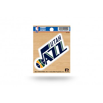 Utah Jazz Short Sport Decal