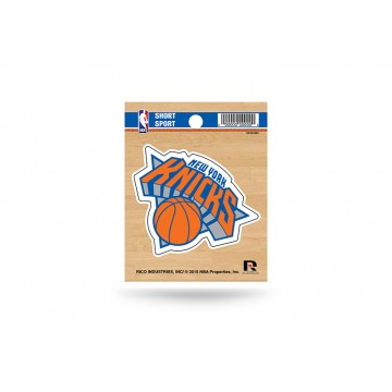 New York Knicks Short Sport Decal