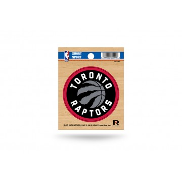 Toronto Raptors Short Sport Decal