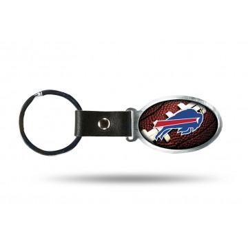Buffalo Bills Accent Metal Key Chain