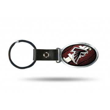Atlanta Falcons Accent Metal Key Chain