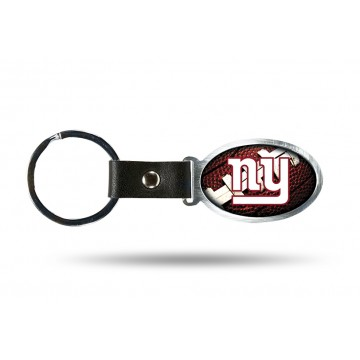 New York Giants Accent Metal Key Chain