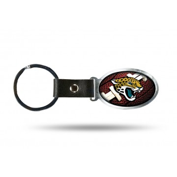 Jacksonville Jaguars Accent Metal Key Chain
