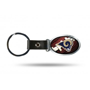 Los Angeles Rams Accent Metal Key Chain