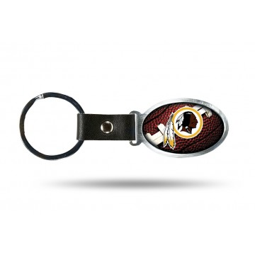 Washington Redskins Accent Metal Key Chain