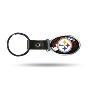 Pittsburgh Steelers Accent Metal Key Chain