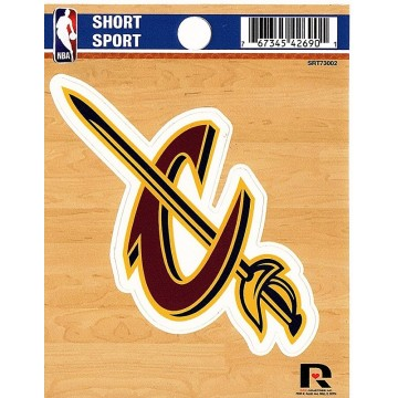 Cleveland Cavaliers Short Sport Decal