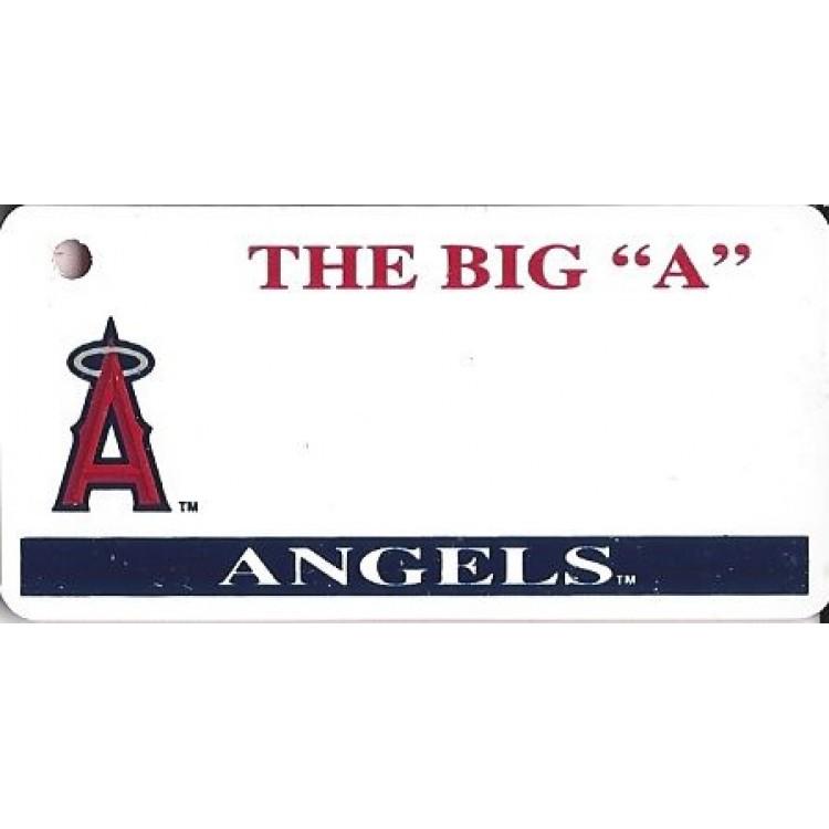 Anaheim Angels MLB Key Chain
